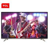 TCL L40E5800A-UD 40英寸 真4K超高清 内置WiFi 安卓智能云LED电视