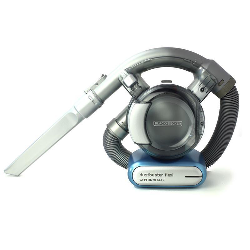 百得(blackdecker) PD1420L 14.4V锂电蜗牛型无绳吸尘器