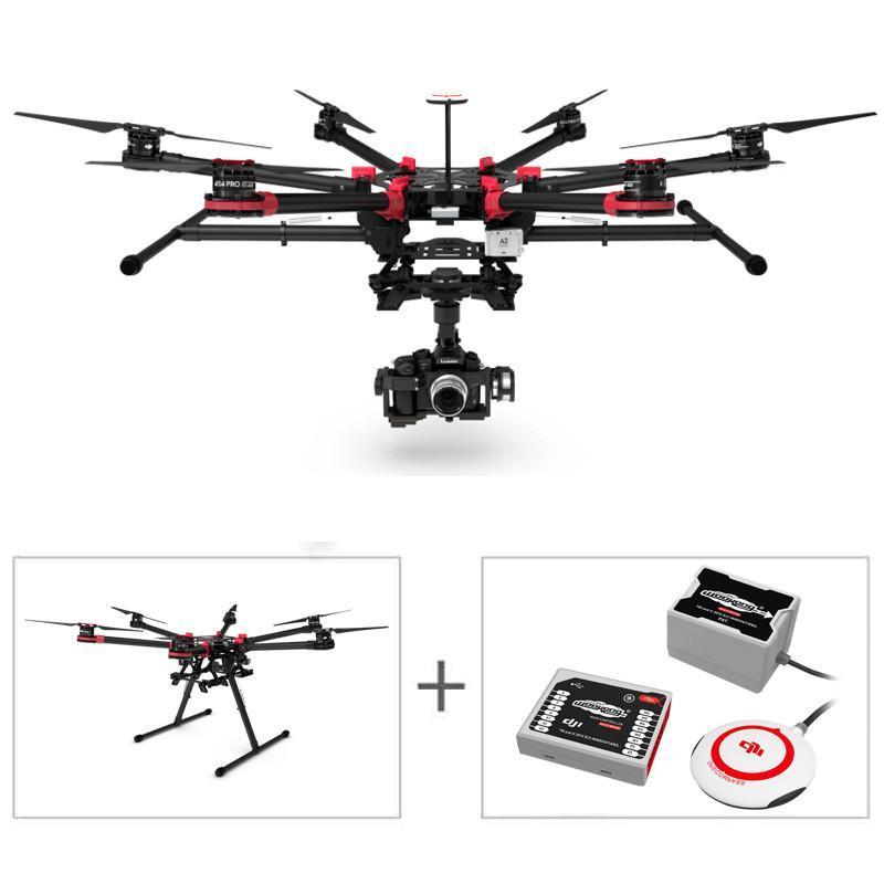 大疆(DJI) S900 专业六轴航拍飞行器/航拍飞机