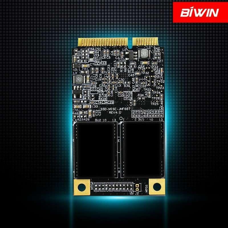 佰维(BIWIN) A818 PRO 128G mSATA 固态硬盘