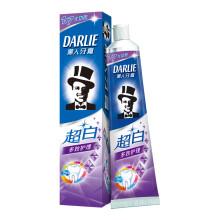 黑人(DARLIE)超白 牙膏 190g(多效护理)