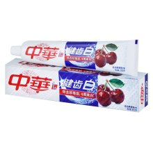 中华健齿白炫动果香味牙膏200g【联合利华】