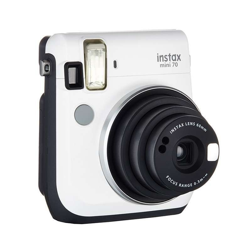 趣奇(checky)instax mini70 皓月白 单机