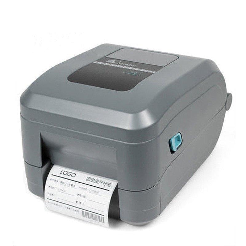 斑马(ZEBRA) GT820(203点)条码打印机 不干胶标签机 体积小巧 经济实用斑