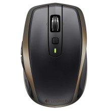 罗技(Logitech)MX Anywhere 2 无线鼠标 无线蓝牙办公优联双模跨计算机控制鼠标