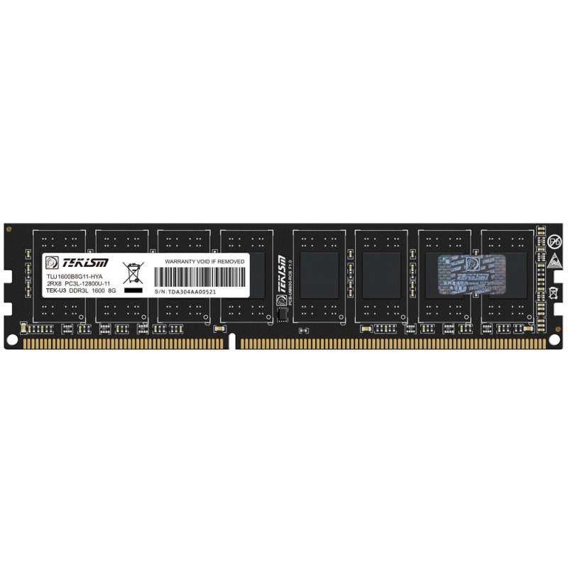 特科芯(TEKISM)TEK-U3 8G DDR3L 1600MHz 台式机内存条