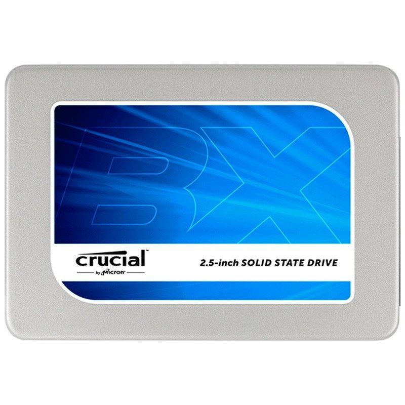 英睿达(Crucial)BX200系列240G SSD固态硬盘SATA3(CT240BX200SSD1)