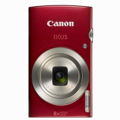 佳能(Canon)IXUS 175 高清数码相机套装版(红色)