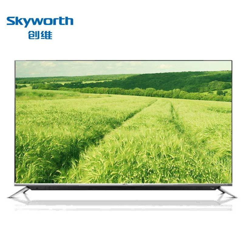 创维(skyworth) 60g6 60英寸4色4k超高清12核智能网络液晶电视(银灰色