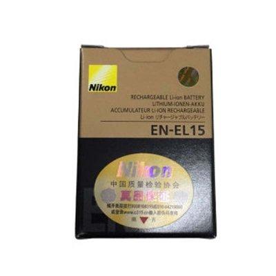 尼康(Nikon) EN-EL15 原装锂电池 用于D810.D750.D610.D7200.D7100.D7000.