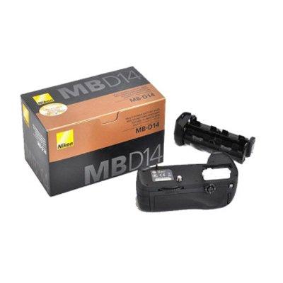 尼康(Nikon) MB-D14 單反手柄 多功能電池匣 適用于D610、D600