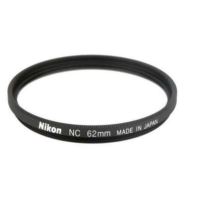 尼康(Nikon) 62mm UV镜 中性色彩NC滤镜 玻璃镜片