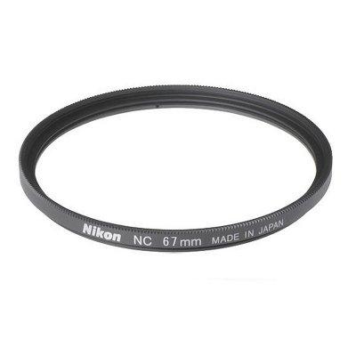 尼康(Nikon) 67mm UV鏡 中性色彩NC濾鏡 玻璃鏡片