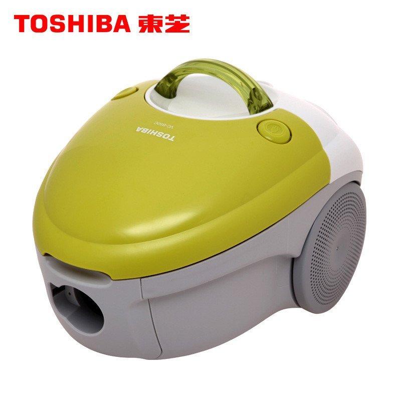 东芝(TOSHIBA) 净彩系列 VC-B50C 真空卧式尘袋吸尘器