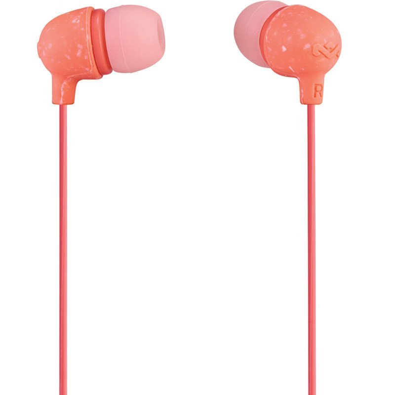 MARLEY LITTLE BIRD入耳式耳机EM-JE060-PK 粉色