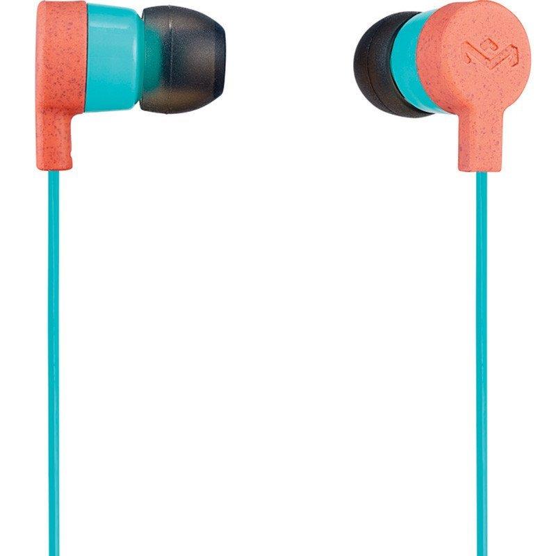 MARLEY MYSTIC入耳式耳机EM-JE070-TQ 绿松石色