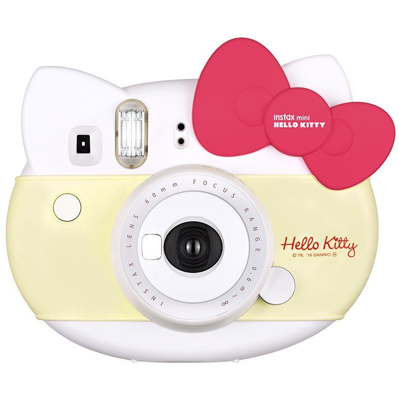 富士(FUJIFILM)趣奇(checky)instax miniHelloKitty(可爱红)特别版