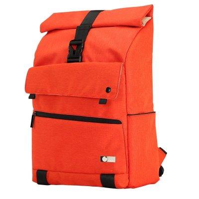 启航者 15.6寸双肩笔记本电脑包QH8101 橙色