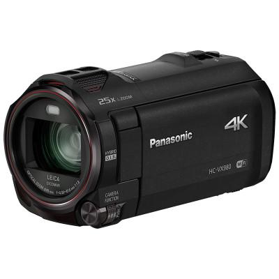 松下(Panasoni便携式民用 高清摄像机 HC-VX980GK 黑色