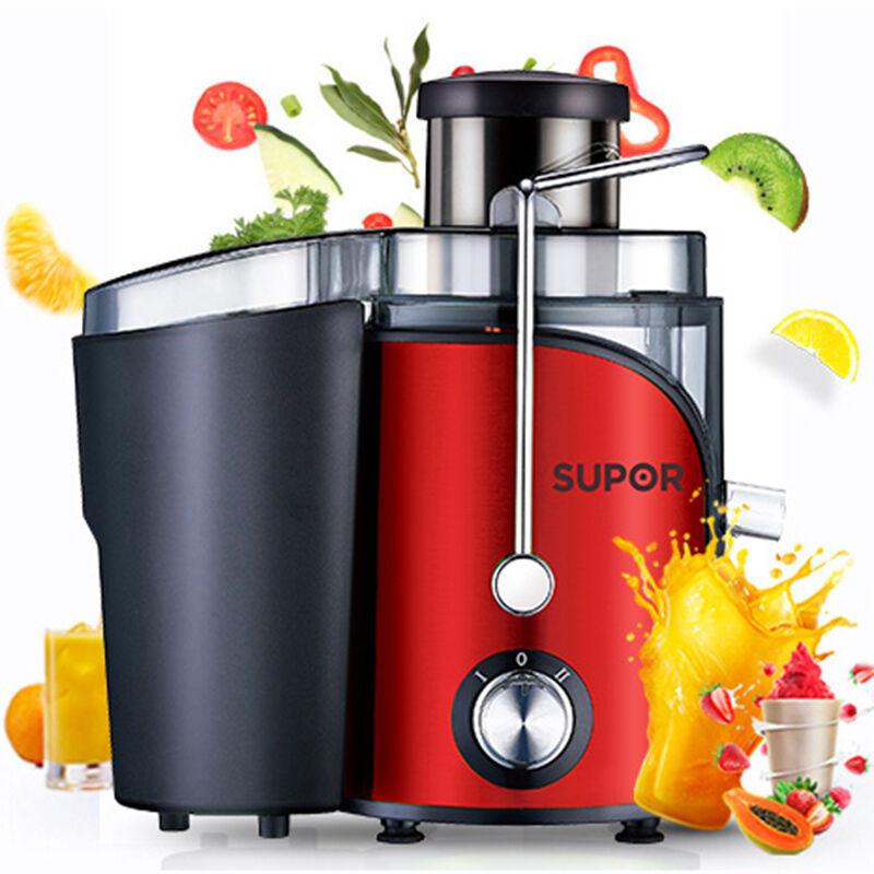 苏泊尔榨汁机价格_苏泊尔(SUPOR)TJE06A-400榨汁机家用多功能全自动学生迷你果汁机