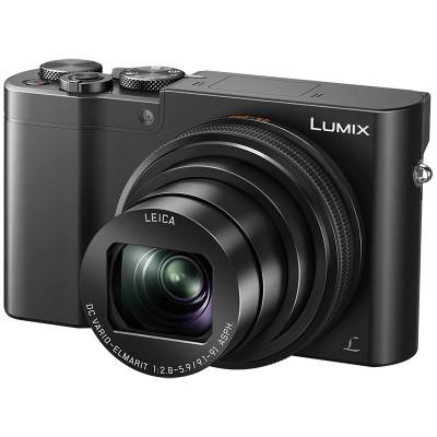松下(Panasonic) DMC-ZS110 便携数码相机 (4K高清摄像) 黑色