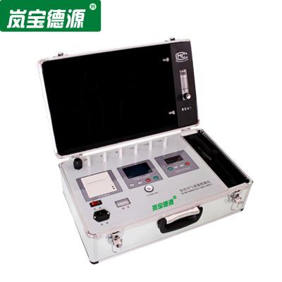 嵐寶德源專業六八十合一甲醛檢測儀家用空氣質量環境測試儀pm2.5