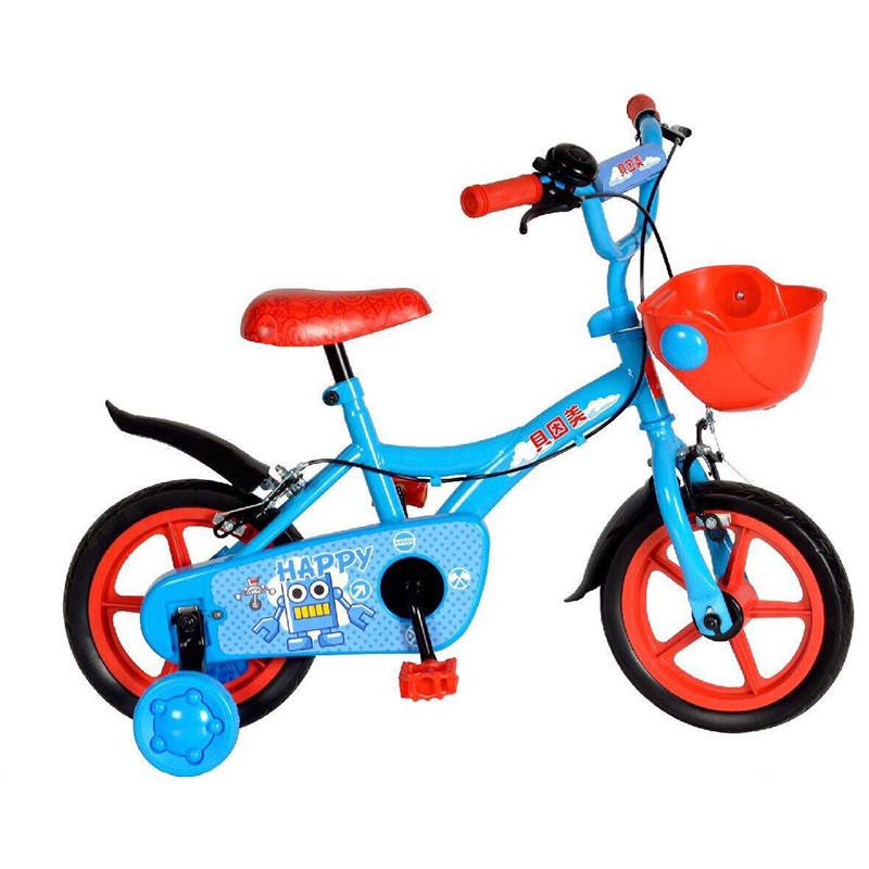 贝因美12寸儿童自行车