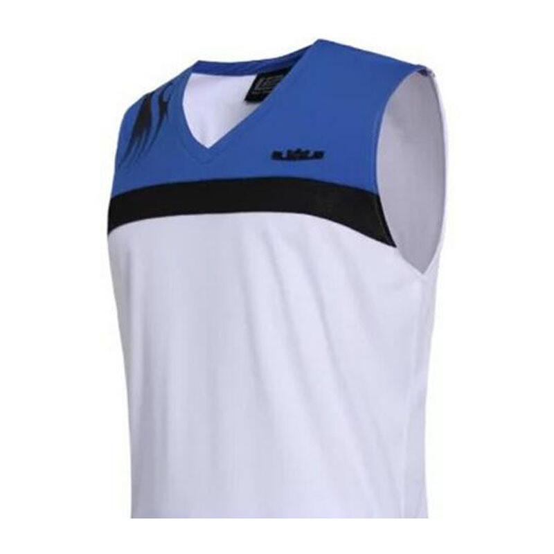 黑街 户外运动套装篮球服比赛训练组队球衣套装男定制