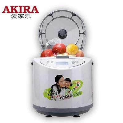 新加坡AKIRA愛家樂KO-CC80/SG洗菜機自動水果蔬菜臭氧解毒果蔬清洗機