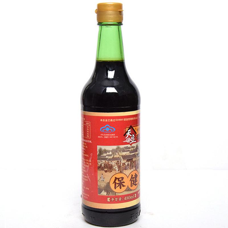 天立保健醋480ml