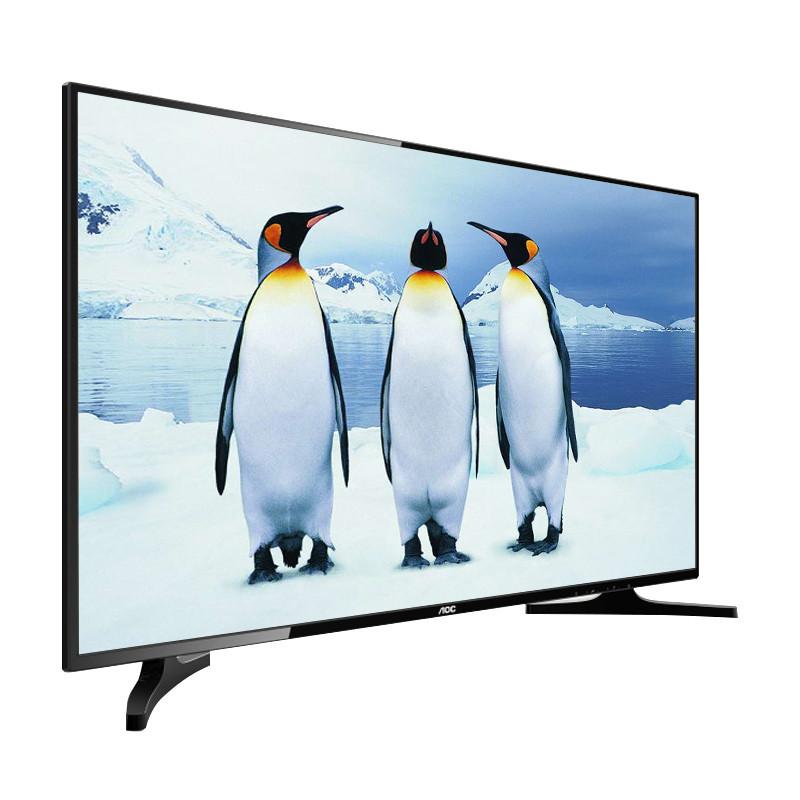 aoc/冠捷 t3212m 32英寸液晶电视窄边框电视机 电脑显示器两用 新款窄