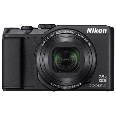 尼康(Nikon) Coolpix A900 便携数码相机 尼康卡片机 长焦相机 黑色