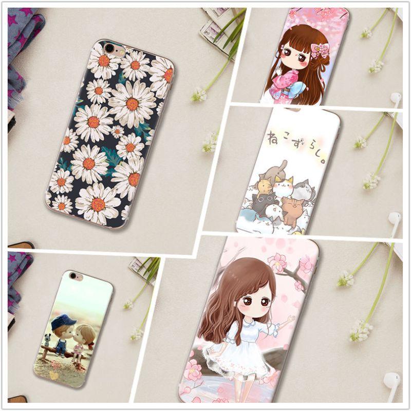 三千易 新款韩国可爱卡通苹果5s手机壳iphone5s/se防摔硅胶i5保护套女