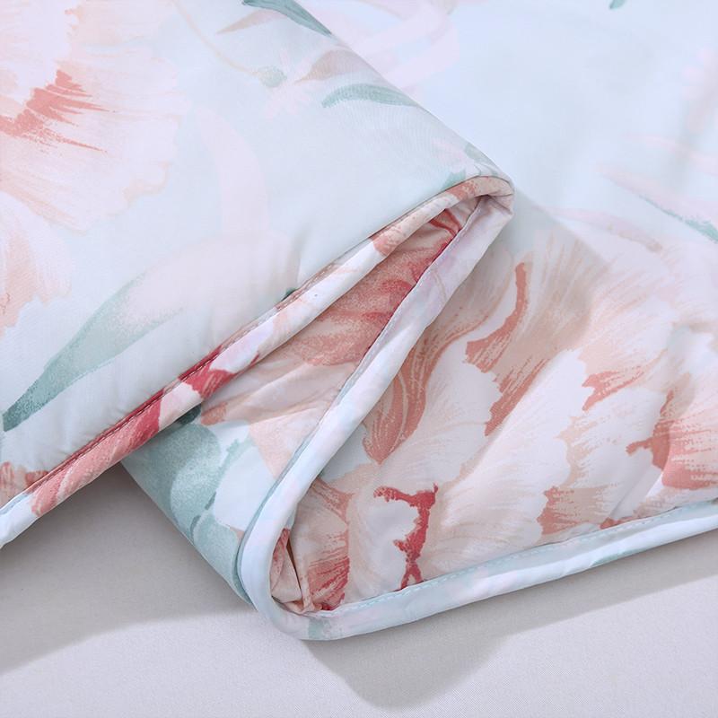富安娜家纺 婉悦四季被 1.2床适用(152*210cm) 粉色