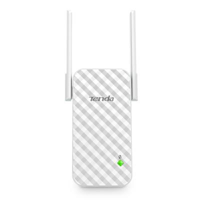 腾达(Tenda)A9 300M家用无线WiFi放大器 智能无线无缝网桥 信号增强中继器扩展器