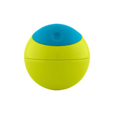 Boon啵儿 球形防洒零食罐盒 蓝色/绿色