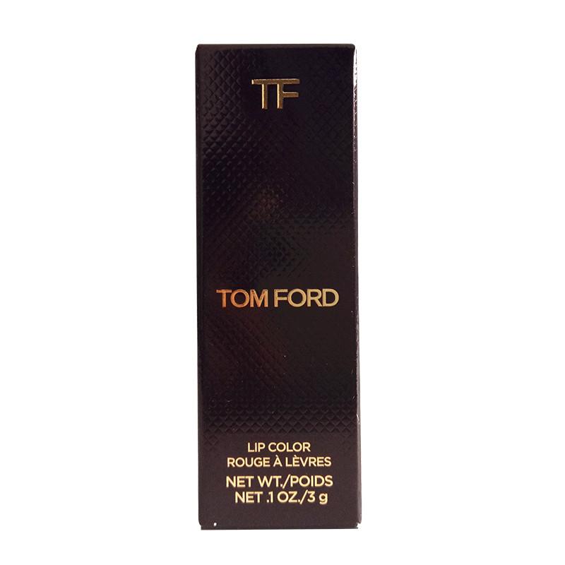 【苏宁超市】汤姆福特(Tom Ford)烈焰幻魅唇膏 3g 16# TF黑金黑管唇膏口红 一抹丰盈饱满