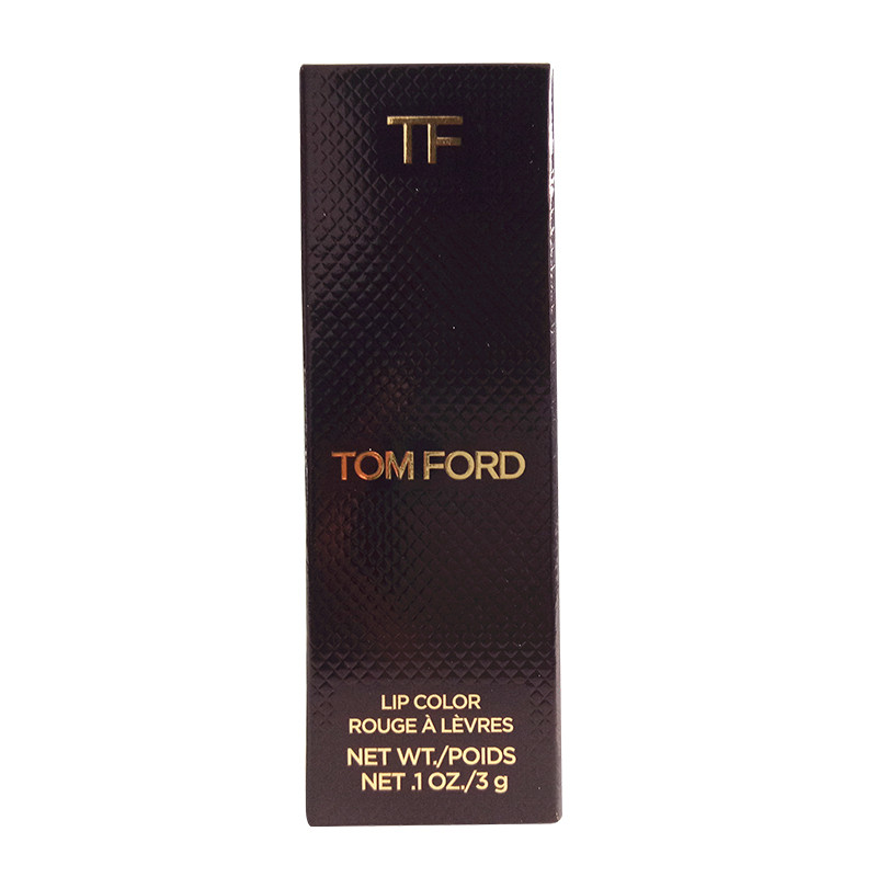 【苏宁超市】汤姆福特(Tom Ford)烈焰幻魅唇膏 3g 22# TF黑金黑管唇膏口红 一抹丰盈滋润