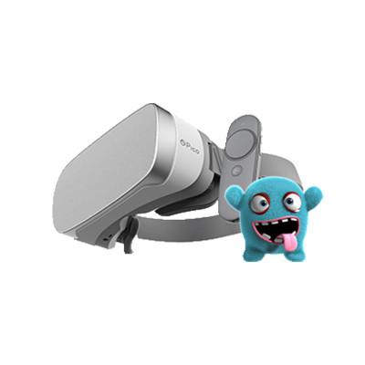 Pico 虚拟现实一体机 灰色Pico Goblin小怪兽 移动VR一体机 VR眼镜 VR虚拟现实3D眼镜