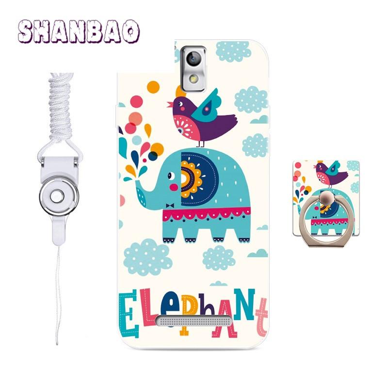 shanbaooppor3手机壳oppor7007保护套r7005浮雕软硅胶r3防摔 云朵小象