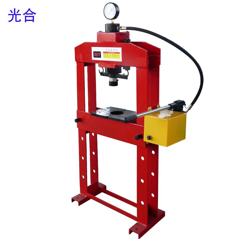 小型桌面手动液压机_小型桌面手动液压机分享展示图片