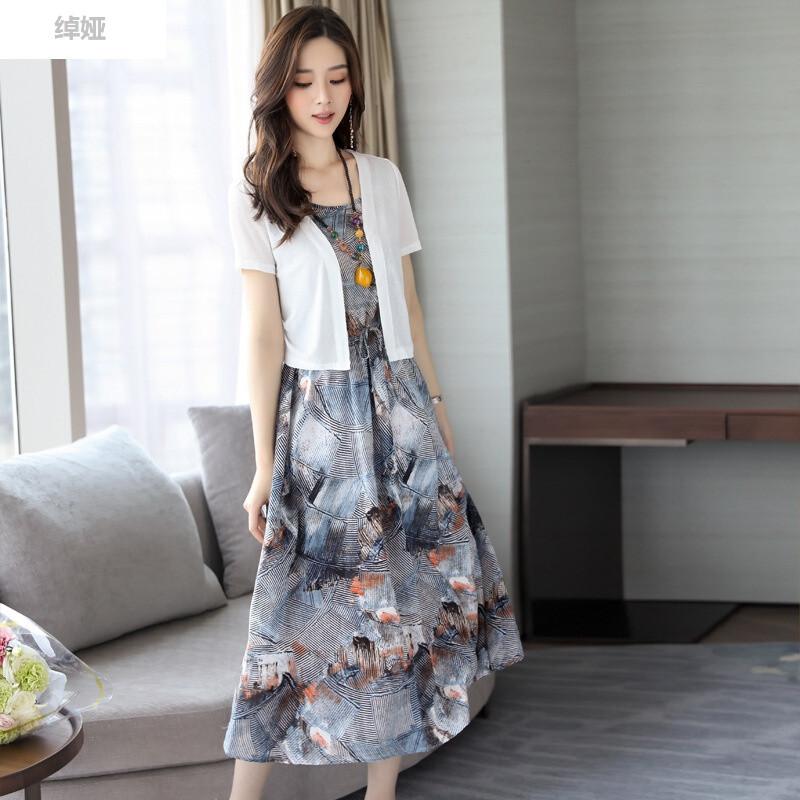 连衣裙优雅甜美