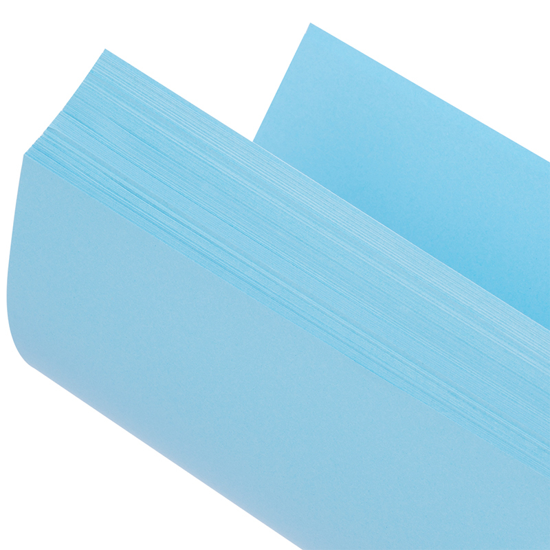 得力(deli)7758 A4 80g深蓝色复印纸打印纸