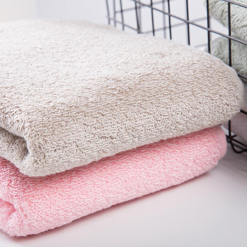 新疆阿瓦提长绒棉毛巾 灰色