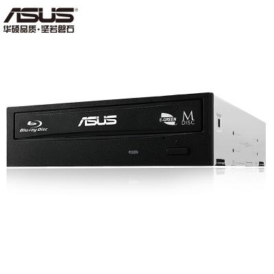 华硕(ASUS)16倍速 SATA 蓝光刻录机 黑色(BW-16D1HT)