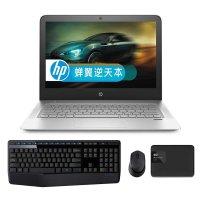 【套餐】惠普(HP)ENVY13-d046TU 13.3英寸笔记本+罗技无线套装MK345+西部数据硬盘