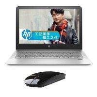 【套餐】惠普(HP)ENVY13-d046TU 13.3英寸笔记本+吉选 WM1001 可充电静音无线鼠标黑色