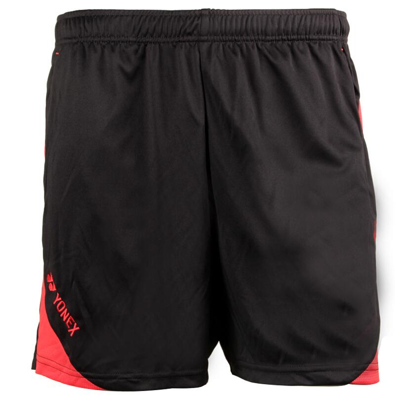 YONEX брэндийн бадминтоны эрэгтэй шорт 120107BCR M размер улаан өнгө