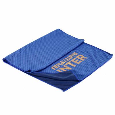 国际米兰足球俱乐部Inter Milan运动冷感毛巾健身跑步吸汗冰巾