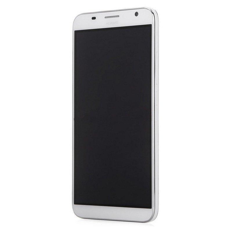 华为gx1 白色 电信4g手机